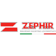 Zephir Mobile Railcar Mover logo