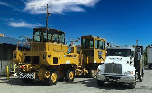 Used Trackmobile for Sale