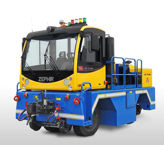 Zephir Electric Railcar Movers