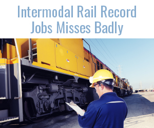 April Rail Industry Update