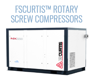 FSCurtis™ Rotary Screw Compressors