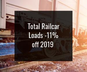 August Rail Report