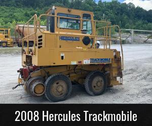 2008 Hercules Trackmobile